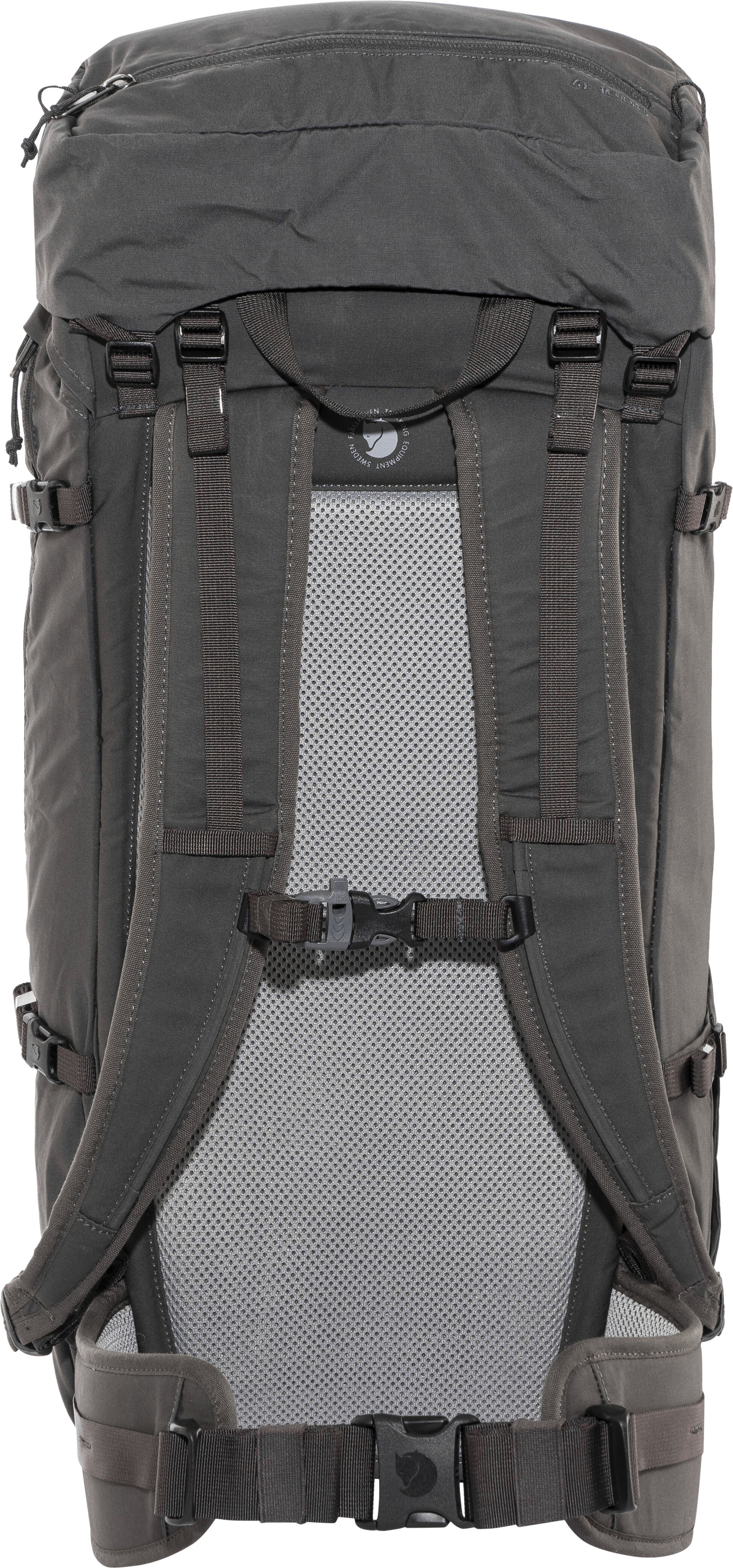 Fjällräven Abisko Hike 35 Backpack grey at Addnature.co.uk 38f44f99325a3
